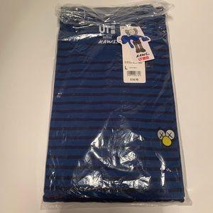 KAWS x Uniqlo Striped Tee ( T-shirt ), BFF